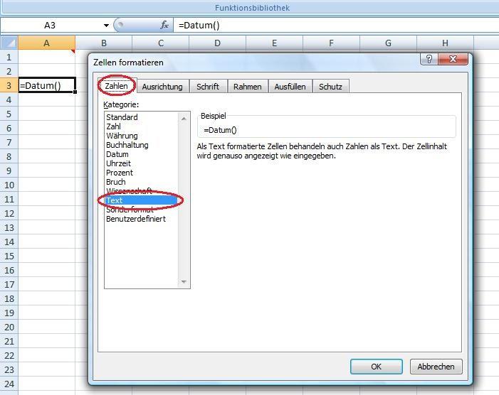 Excel Text Nicht Гјber Zelle